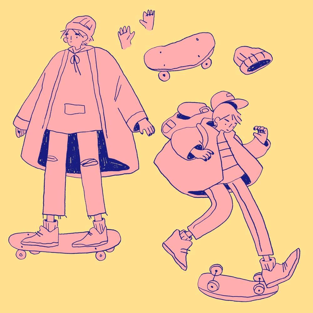 sk8board